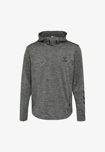 ASTON - Hættetrøjer - dark grey melange