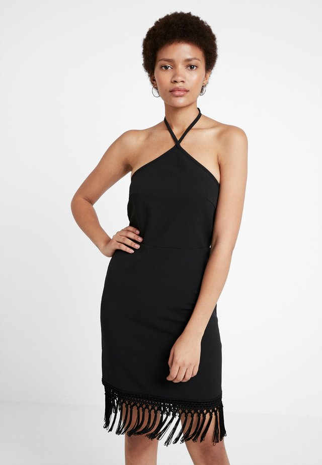 SOPHIA DRESS - Vestido informal - black