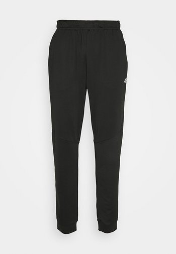 Men's training pants - Tracksuit bottoms - black