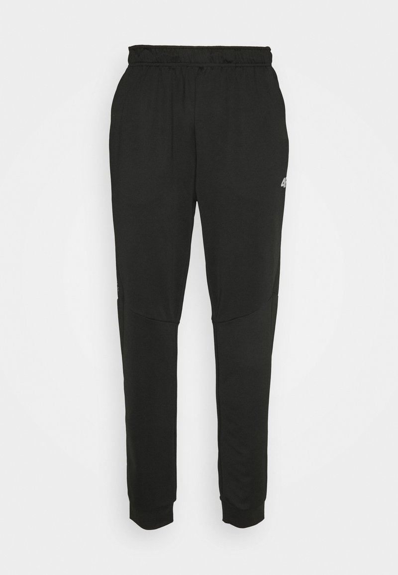 4F - Men's training pants - Tracksuit bottoms - black