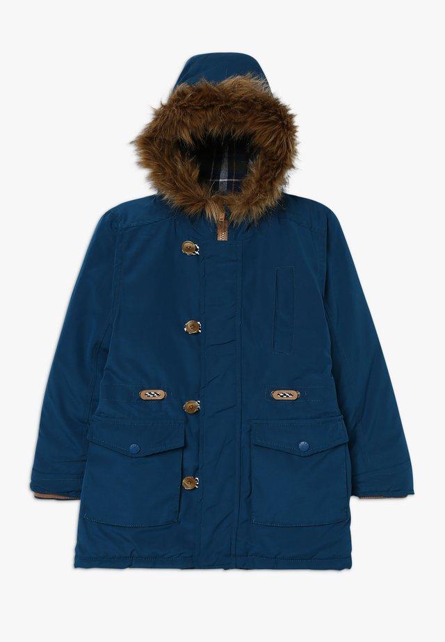 Winter coat - poseidon