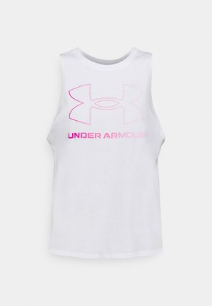 SPORTSTYLE GRAPHIC TANK - Sports shirt - white