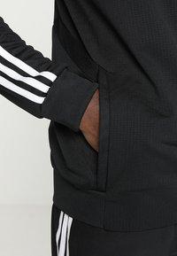 adidas Performance - TIRO19  - Sportovní bunda - black/white - 5