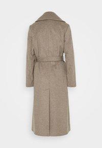 Sand Copenhagen - CLARETA BELT - Classic coat - camel - 1