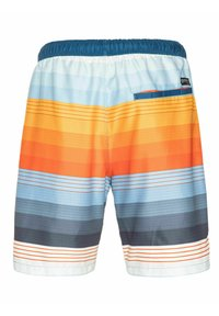 Protest - Swimming shorts - maroon - 7