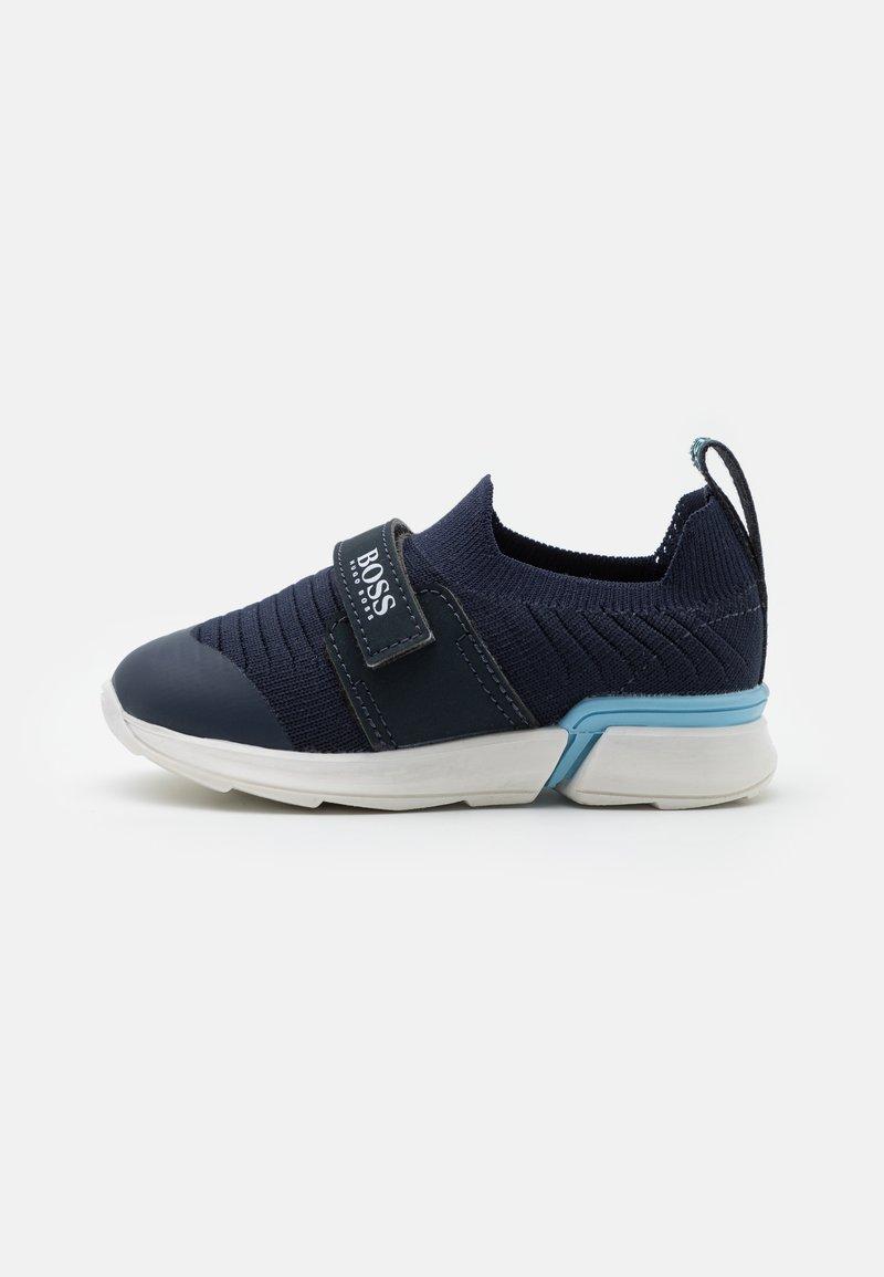 BOSS Kidswear - TRAINERS - Sneakers - navy