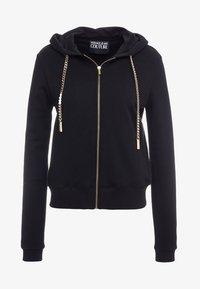 Versace Jeans Couture - Zip-up hoodie - nero - 3