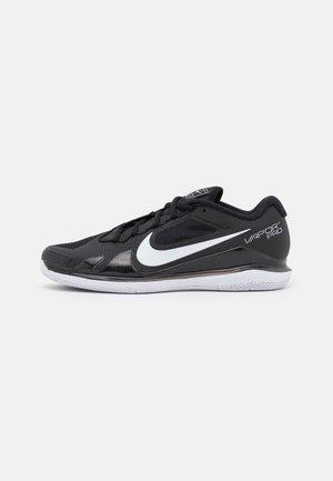 AIR ZOOM VAPOR PRO - All court tennisskor - black/white