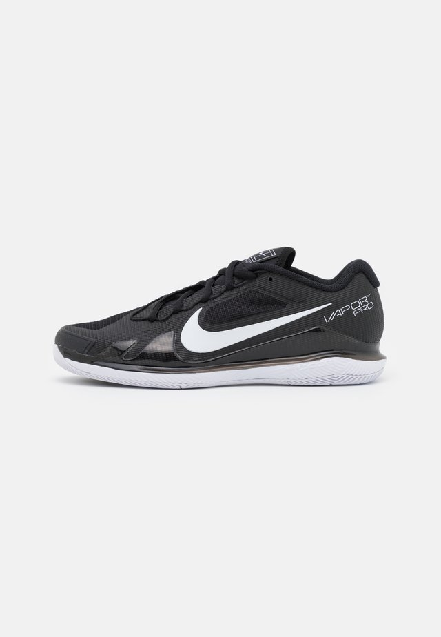 COURT AIR ZOOM VAPOR PRO - Scarpe da tennis per tutte le superfici - black/white