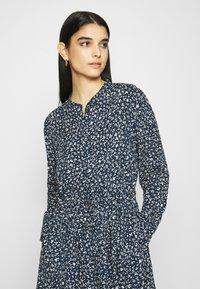 Samsøe Samsøe - MONIQUE DRESS - Košilové šaty - blue - 3