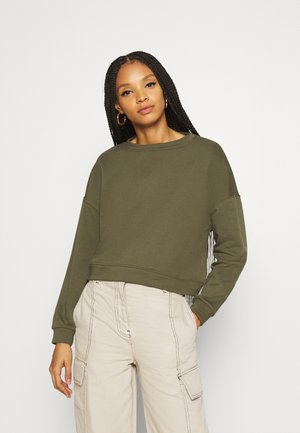 PCEMILA  - Sweatshirt - grape leaf