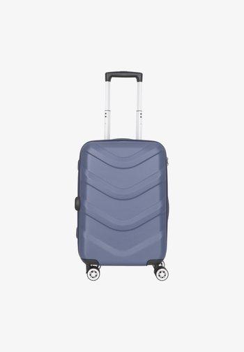 ARROW 2 4-ROLLEN KABINENTROLLEY 55 CM - Wheeled suitcase - blue