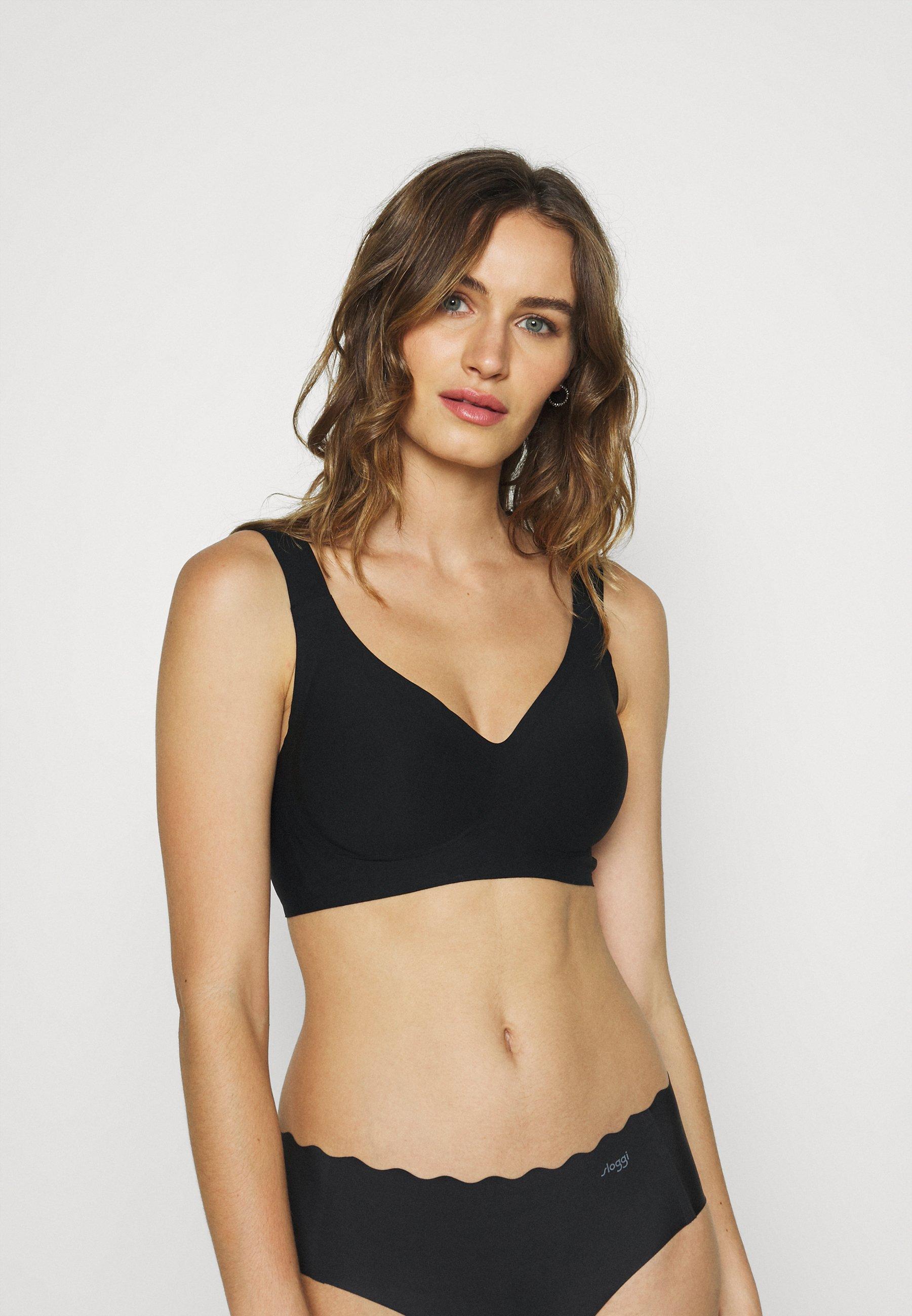 Women INVISIBLE PADDED SOFT BRA - Triangle bra