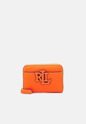 LOGO ZIP WALLET SMALL - Portemonnee - nautical orange