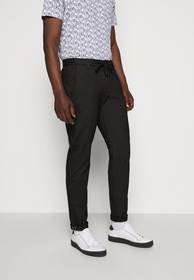 MAXTON - Trousers - anthracite