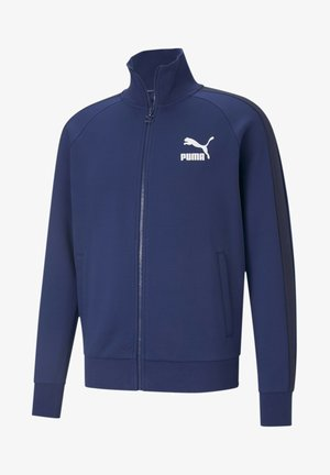 Training jacket - elektro blue