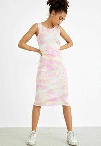 LMTD - Day dress - lilac snow - 0