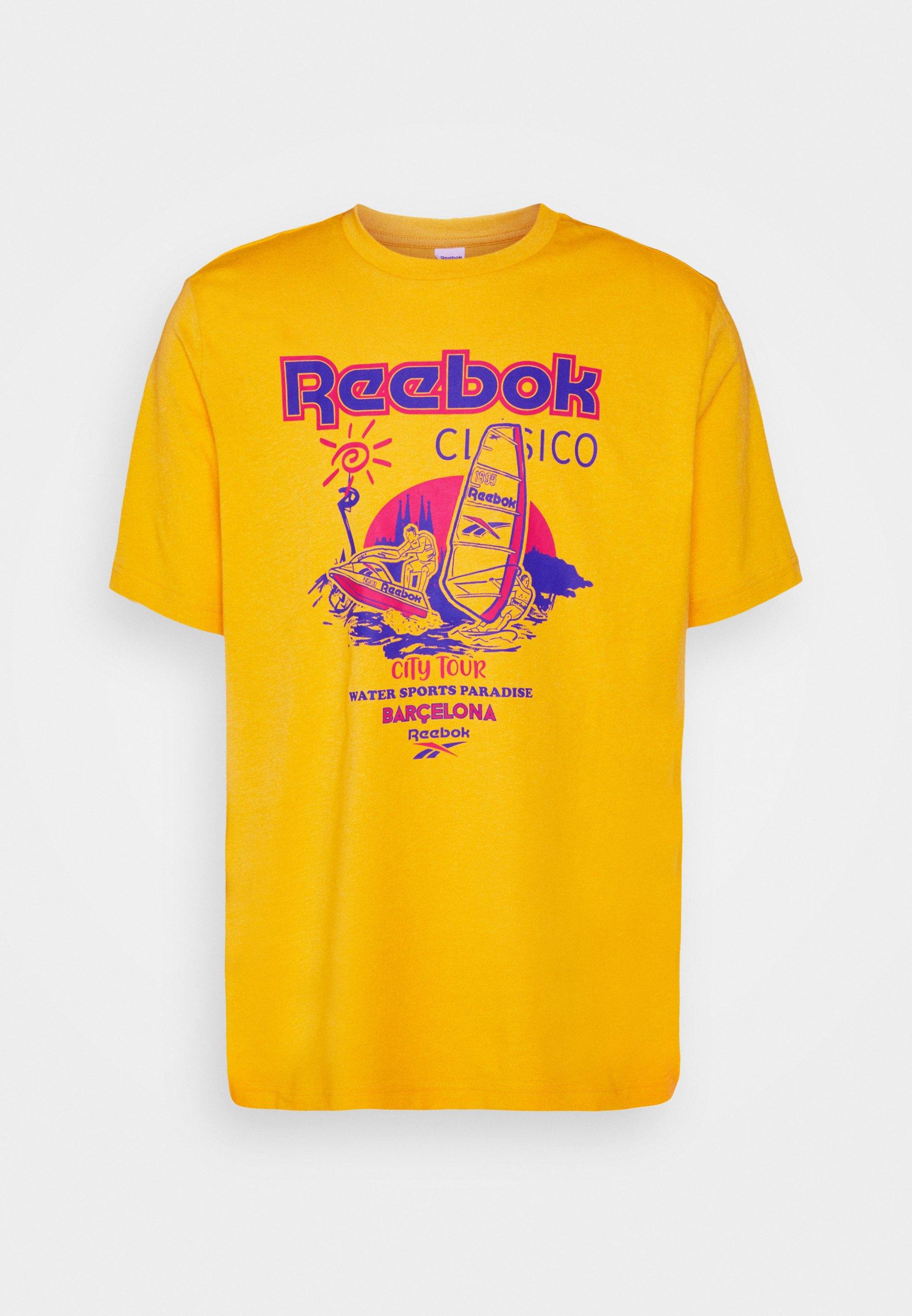 Homme SOUVENIR TEE - T-shirt imprimé