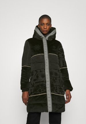 PADDED NOA - Wintermantel - black