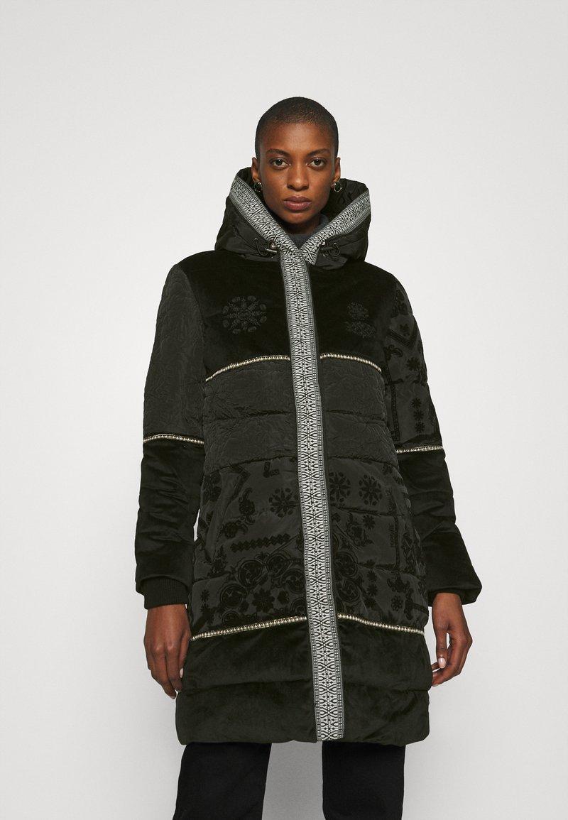 Desigual - PADDED NOA - Veste d'hiver - black