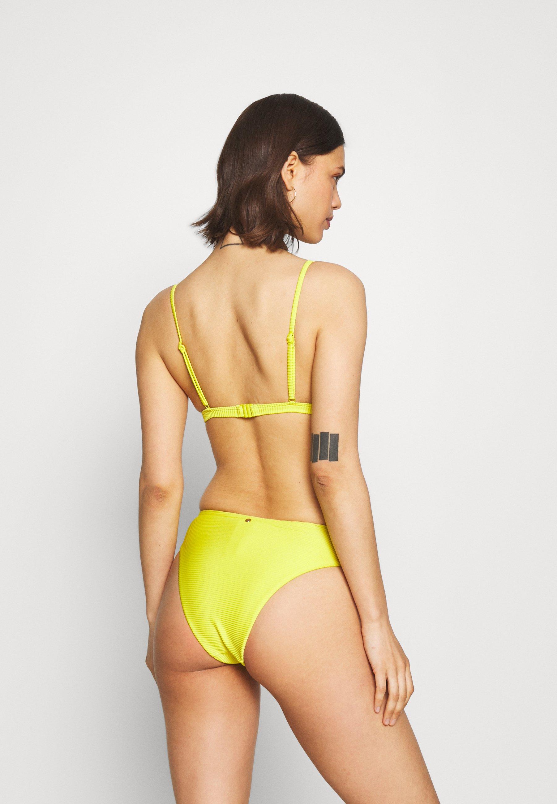 Women BRALETTE & HIGH WAISTED PANT - Bikini