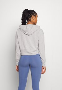 Cotton On Body - THE ULTRA SOFT ZIP THROUGH HOODIE - Sweat à capuche zippé - grey marle - 2
