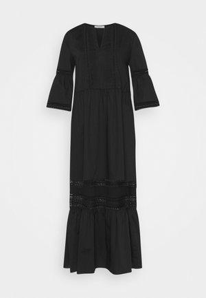 ABITO LUNGO - Maxi šaty - nero