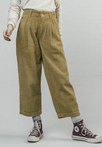 Brava Fabrics - Trousers - brown - 0
