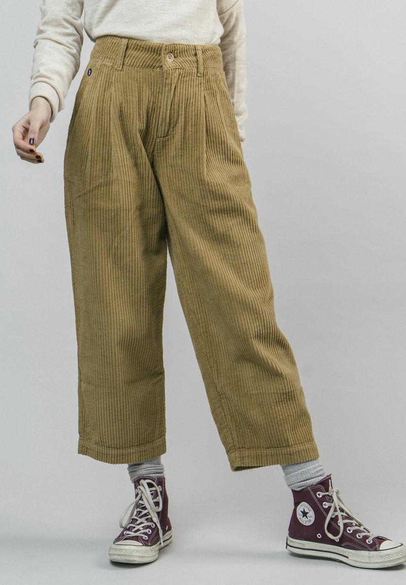 Brava Fabrics - Trousers - brown