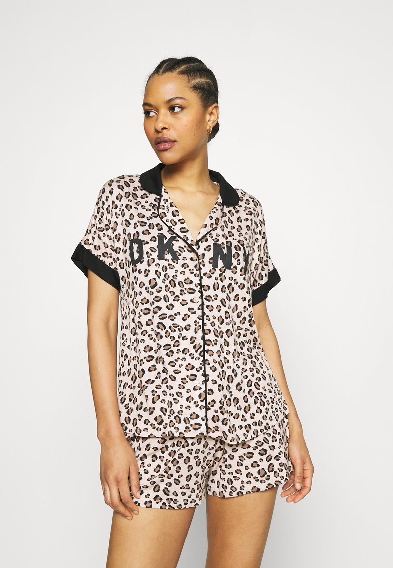 DKNY Intimates - CITY COOL - Pyjamas - brown