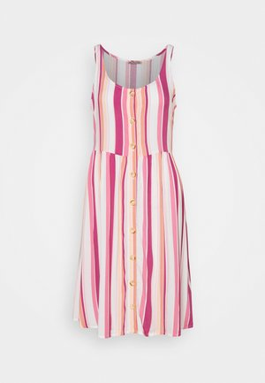 Day dress - pink/red