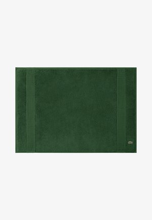 L LE CROCO - Bath mat - vert