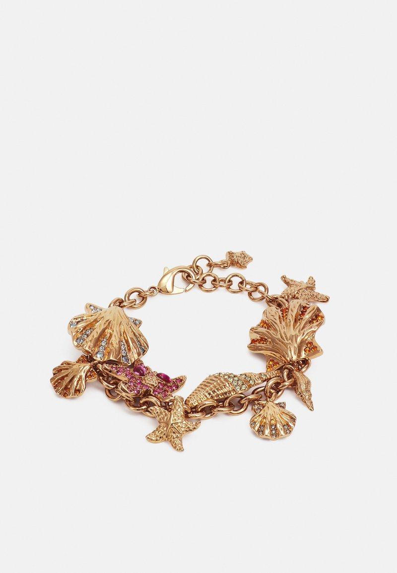 Versace - BRACELET TRESOR DE LA MER - Náramek - gold-coloured/multicolor