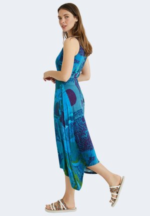 NISE - Day dress - blue