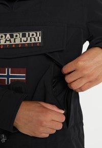 Napapijri - SKIDOO  - Skijakker - black - 3