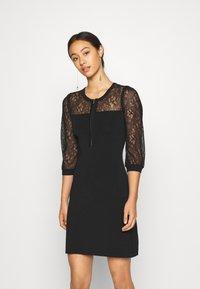 Morgan - Jumper dress - noir - 0