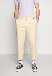 Afends - DAY OFF PANT - Chinos - dirty beige - 0