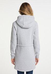 DreiMaster - Zip-up hoodie - hellgrau melange - 2