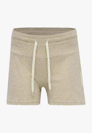 Sports shorts - humus melange