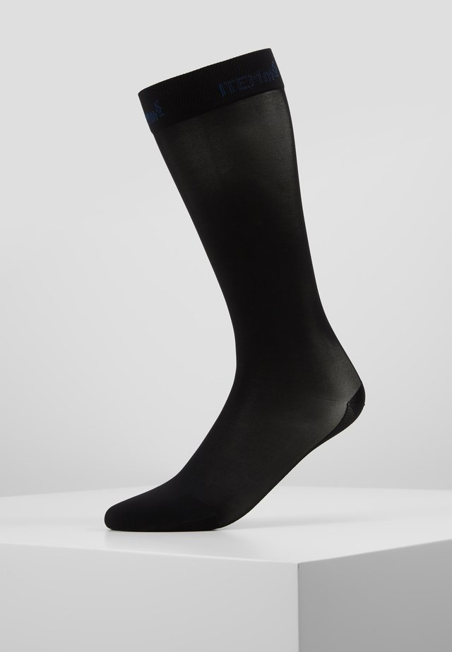 30 DEN WOMAN SKYLINE - Knee high socks - black
