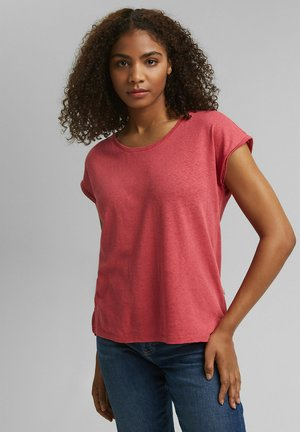 Basic T-shirt - blush
