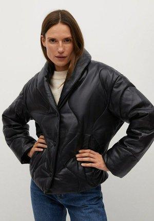 SUN-I - Winter jacket - black