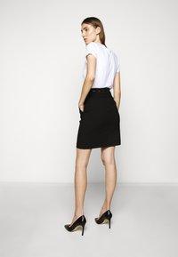 HUGO - RICARI - Pencil skirt - black - 2
