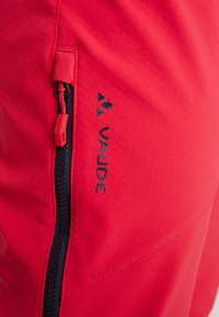 Vaude - WOMENS QIMSA PANTS II - Pantalons outdoor - cranberry - 8