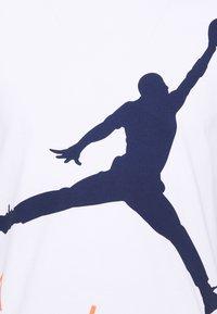 Jordan - JUMPMAN AIR CREW - Printtipaita - white/blue void - 4