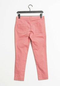 Mango - Trousers - pink - 1