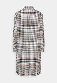 PS Paul Smith - WOMENS COAT - Classic coat - black/blue/orange - 1