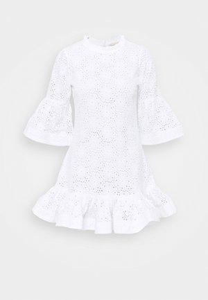 ESMERELDA DRESS - Day dress - white