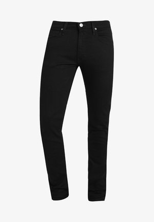 LUKE - Jeansy Slim Fit - clean black