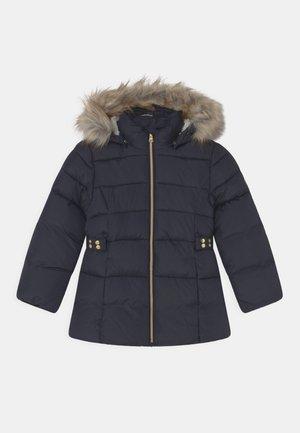 NKFMERETHE - Winter coat - dark sapphire